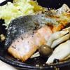 【レシピ】ニンニク強めのアメリカンTERIYAKIサーモン