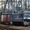 新塗装EF210-2牽引 5052レ 貨物列車撮影 4/5