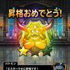 カイザー!DQMSLマスターズGP「帝王杯」第2回のウェイト120以下+魔王系・神獣王・魔童子2体制限で「エスターク1」に昇格できました