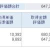 【運用成績公開】eMAXIS Slim米国株式(S&P500)に15万円/月の積み立てを開始して4ヶ月経った結果(19週目)