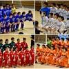 第10回 トリムカップ 全国女子選抜フットサル大会 前編・グループリーグ