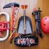 2泊3日の立山キャンプ&残雪登山で使った装備とザックの中身を紹介