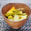 【洋風蒸し煮も】ズッキーニとアスパラ、マッシュルーム、セロリのガーリック風味蒸し【いいものです】