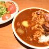 大阪「洋食の店もなみ」ゴロリとした肉のハヤシライス