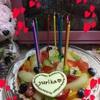 ねこバースデー第2弾(≧∇≦)実家でバースデーパーティー☆*:.。. o(≧▽≦)o .。.:*☆