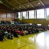 「清北ミニバスケットボールスポーツ少年団様」よりお礼のお手紙が届きました