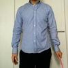 買うのも楽ちん・抜群のフィット感。Original stitchで3着目のシャツをオーダーしたよ!