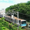 緑の間を抜けて 東葉高速鉄道 船橋日大前駅