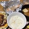 ふっくら柔らか鮭のホイル焼き(レシピ付き)・ヘルシーキャベ玉焼き