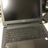 【報告】ゲーミングノートPCを買いました… / NEXTGEAR-NOTE i4400SA1