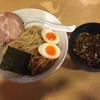 そめいよしので醤油つけ麺(神田)