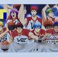 劇場版黒子のバスケデザインのTカードを作ったぞ!限定特典や抽選プレゼントが熱い!