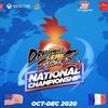 2020年10月~12月「Dragon Ball FighterZ National Championship」参加選手メモ