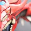 【遊戯王 フィギュア】「モンスターではない、神だ!」コトブキヤより『遊戯王』の三幻神、オシリスの天空竜、オベリスクの巨神兵、ラーの翼神竜のデコマスフィギュアを見てきた!①【三幻神 フィギュア】