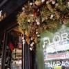 花市場近くのフラワーカフェFloral Cafe by NAPASORN@旧市街