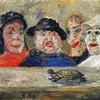社会に反る、仮面を纏った元祖パンク画家アンソールを讃えよう