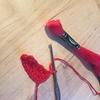 どん底期の編み物セラピー