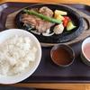 那須町大島 那須どうぶつ王国の「ヤマネコテラス」でトチブー鉄板焼き