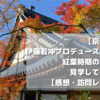 【京都観光】伊藤若冲プロデュースの石仏!紅葉時期の石峰寺を見学してきました【感想・訪問レポート】