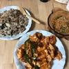 今日の晩御飯 鶏マヨ!