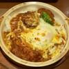 老舗洋食レストラン「心斎橋 ミツヤ」でチーズとお肉の香りがなんとも食欲をそそる『ハンバーグのミートドリア』を食べてきました(*^^*)