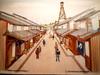 江戸の大坂は心地よい「大阪くらしの今昔館」