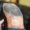 靴底「レザーソール」のケアどうしていますか