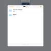 OS X Sever.appのファイル共有サービスをiPadで利用する