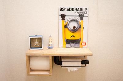 【賃貸DIY】トイレのタンクレス化これにて完結。ビフォーアフターまとめました!