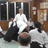 山本益司郎先生の廻転投と入身投のご指導