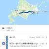 Googleマップで簡単走行ログ