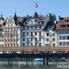 ルツェルンのホテル「Des Alpes」と音楽祭:2018ドイツ旅・スイス編3