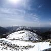 リハビリ茅ヶ岳と、快晴三度目の本格雪山