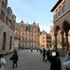 ドイツ旅行 #13 2日目ハイデルベルク城 フリードリヒ館~アルタン(テラス)、騎士の足跡