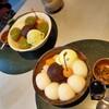 鎌倉で人気「茶房 雲母」で念願の白玉あんみつ。