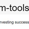 NEM-ツール:委任ハーベスティングの自動再スタート