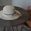 帽子の季節がやって来るっ!                天然素材のストローハット 石田製帽