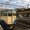JR成田線銚子行きが発車するまでの間に