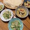 【無印良品手作りカレーキットのグリーンカレー素麺ランチ】【母の願望と娘の主張】【フレキシブルペスカタリアン】