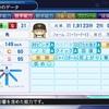 仁藤投手、引退する(パワプロ2018マイライフ・11年目)