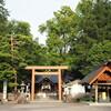旭川神社の夢風鈴と帰り道に見た農村の夕景