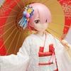 【フィギュア】和服姿でも可愛い! リゼロ ラムのフィギュア「白無垢」が登場!