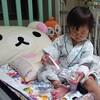 【三女】フォンタン術後12日目・おじいちゃんかと思う高血圧。