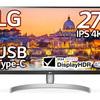 LG 27インチ/4Kディスプレイ  27UL850-W 購入レビュー