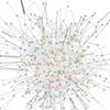 商品購買のアソシエーションルールをネットワークで可視化する
