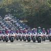 第46回 福岡県警察白バイ安全運転競技大会 2019
