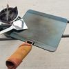 アウトドア鉄板の遊火人 遊火パンのシーズニング