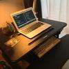 3万円で既存のデスクが可動式スタンディングデスクになるLoctekの製品を試してみた