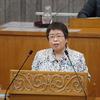 28日、宮川県議が一般質問。