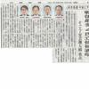 めざせ100% 呉市長選の投票率